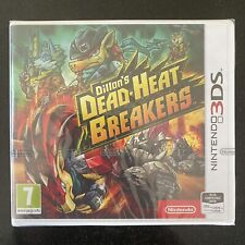Dillion's Dead-Heat Breakers Nintendo 3DS Video Game 2DS XL NEW Sealed