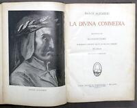 Dante Alighieri - La Divina Commedia illustrata da Gustavo Dorè - 1910 ca.