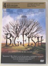 Tim Burton BIG FISH DVD Ewan McGregor