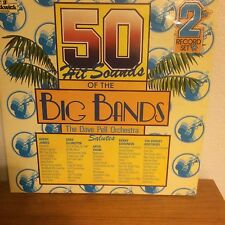 50 Hit Sounds Of The Big Bands Double L P