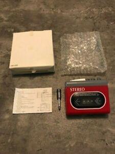 Vintage Cassette Stereo Walkman