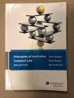 Principles of Australian Contract Law 3rd Edition By John Gooley Peter Radan