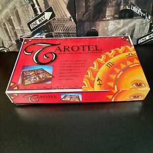 Vintage Tarotel Board Game Tarot Card Fortune Telling Tell Your Future Card Game