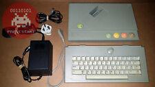 ATARI XE SYSTEM + XE Keyboard + ATARI PSU + RF CABLE VGC