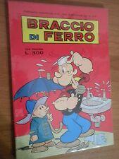 BRACCIO DI FERRO ed. Bianconi - Metro 1977  stato Ottimo di Busta   L