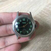 Watch ZIM PChZ Vintage Wristwatch Rare Vintage Russia USSR Soviet SSSR