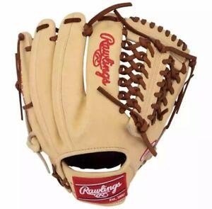 "NWT Rawlings PROR205-4CT RHT Heart of the Hide Baseball Glove 11.75"" R2G $279"