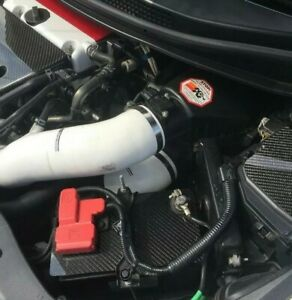Honda Civic MK8 FN2 TYPE R - Real Carbon Fiber Battery Cover