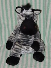 Sears Exclusive Plush Zebra Hoffman Estates Very Soft Floppy Stuffed Animal
