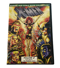 X-Men - Vol. 2 (DVD, 2009, 2-Disc Set) The Animated Series Marvel Comics
