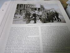 Utilitaire D'ARCHIVE 5 Vie quotidienne 5223 camions à la révolution 1918 Nag