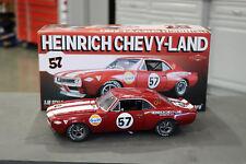 GMP 1967 Chevrolet Camaro Z28 Heinrich Chevy 1:18 Scale Diecast Replica: 18843