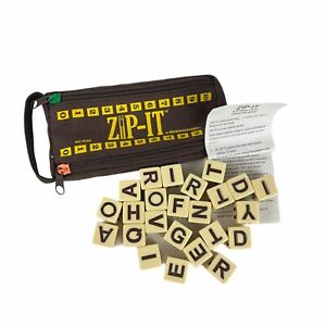 Zip - It By Bananagrams Complete Game
