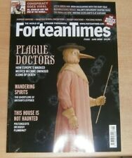 Fortean Times Magazine Ft392 May 2020 Witch Marks Virus Conspiracies UFO Cases