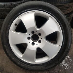 Mercedes S Class Alloy Wheel And Tyre 255/45/R18 (2005-2009)