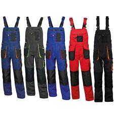 Emerton Herren Latzhose Arbeitslatzhose Overall Berufskleidung Gr. 44-66