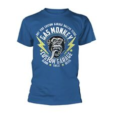 Gas Monkey Garage Lightning Bolts T-shirt 100% Official Merchandise