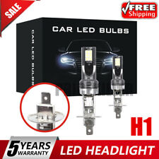 2x H1 CAR LED Headlight Kits 110W 20000LM FOG Light Bulbs 6000K Driving DRL Lamp