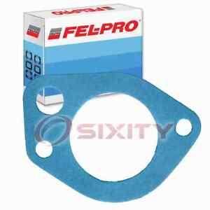 Fel-Pro Engine Coolant Outlet Gasket for 1985-1997 Ford F-350 5.8L V8 Belts iw