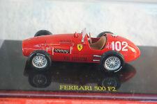 1/43 1952 Ferrari 500 F2