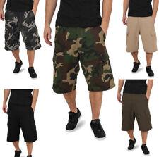 Urban Classics Camo Cargo Shorts Army Tarn Militär Bundeswehr Bermuda Ranger