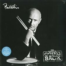 PHIL COLLINS THE ESSENTIAL GOING BACK LP VINILE 180 GR. AUDIPHILE VINYL NUOVO