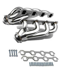 86-93 FORD MUSTANG LX/GT 5.0 V8 302 ENGINE STAINLESS STEEL SHORTY HEADERS
