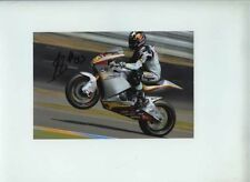 Scott Redding Suter Moto GP French GP 2010 Signed 7