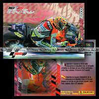 #pngp03.056 ★ Pilote VALENTINO ROSSI (MOTOGP REVIEW 2002) ★ Panini Moto GP 2003
