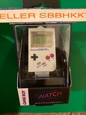 Official Nintendo Game boy Watch With Official Super Mario Sounds New Free Shipp