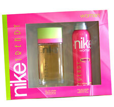 NIKE TRENDY WOMAN de NIKE - Colonia / Perfume EDT 75 mL + DEO 150 - Mujer / Her