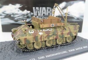 War Master 1/72 German Bergepanther - Sd.Kfz.179 52nd Pz.Abt. - Kursk - TK0054
