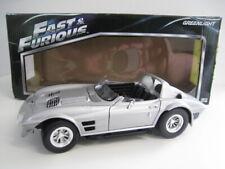 "Dom`s Chevrolet Corvette Grand Sport ""FAST&FURIOUS"" Greenlight  1:18  OVP"