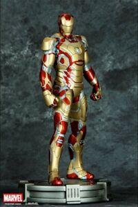 XM Studios Iron Man MK 42 Mark XLII Statue Movie version Tony stark pepper pots