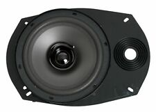 Universal Speaker & Adapter 6 1/2in to 6x9in Location Fits Many 1975-10 Vehicles