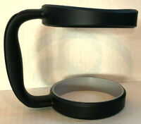 Grip-It Tumbler Cup Handle 30 oz. for YETI & Other Tumblers Black - New