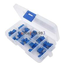 3296W Multi-turn trimmer potentiometer 3296 Variable Resistor Kits With Box