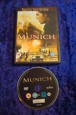 Munich (DVD, 2006).UK DVD.THRILLER.BANA.SPIELBERG.UK REGION 2 DVD ACTION DRAMA