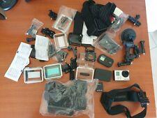 GoPro HERO3 Black Edition 12MP HD Waterproof Action Camera + Accessori
