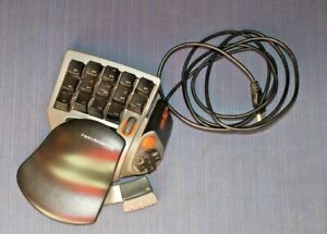 Belkin Nostromo Speedpad n52 USB - Combined Keyboard & Gamepad PC Gaming