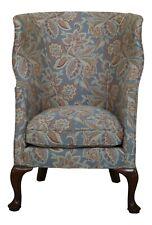 49885Ec: Kittinger Model Cw-166 Colonial Williamsburg Barrel Chair