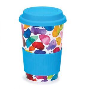 Dunoon Mug Travel Mug - Blobs!