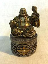 Happy Buddha Trinket Box (B)