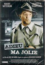 "DVD ""ADIEU MA JOLIE"" ROBERT MITCHUM, RAMPLING - NEUF SOUS BLISTER"