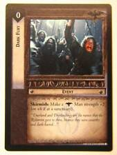 LOTR CCG - Dark Fury 4/7 Lord of the Rings