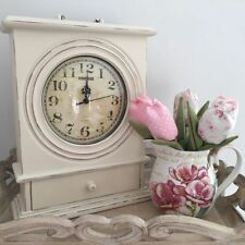 Wooden Analogue Desk, Mantel & Carriage Clocks
