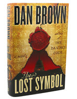Dan Brown THE LOST SYMBOL  1st Edition 1st Printing