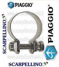 FASCETTA STRINGITUBO MARMITTA PER PIAGGIO X9 AMALFI 180 cc -HOSE CLAMP- 8449404