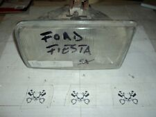 D813 - FANALE FARO ANTERIORE FORD FIESTA SINISTRA SX