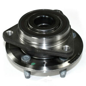 Wheel Bearing and Hub Assembly-Premium Hubs Front Centric 401.62004